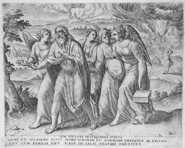 Sodom and Gomorrah - Bible Story Verses & Meaning