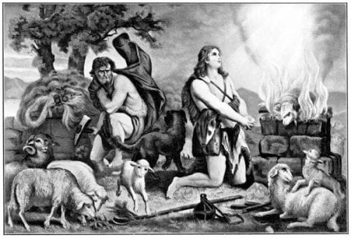 cain and abel bible story verses meaning