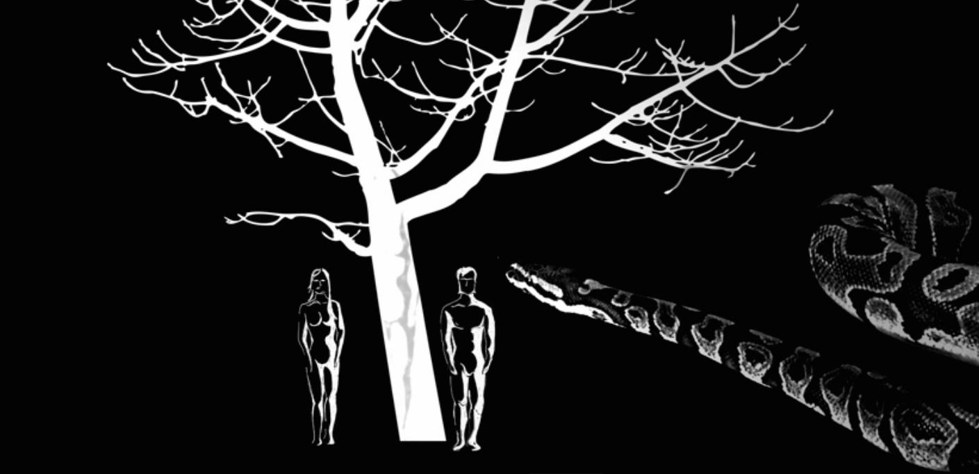 Adam and Eve in the Garden of Eden - Bible Story Verses & Summary