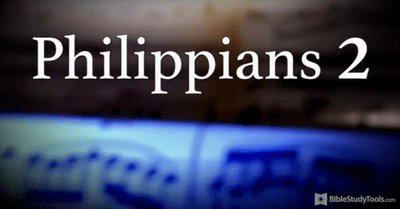 Philippians 2 - NIV Bible - Therefore if you have any