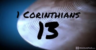 1 Corinthians 13 - NIV Bible - If I speak in the tongues of