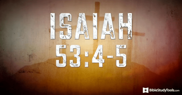 This Power-Packed Version of Isaiah 53 Blew Us Away
