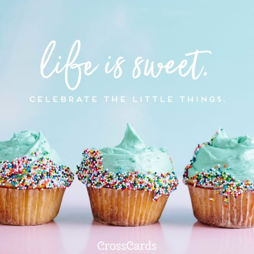 Ecards free online greeting cards updated daily life is sweet ecard online card m4hsunfo