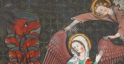 Revelation 13 - NIV Bible - The dragon stood on the shore of