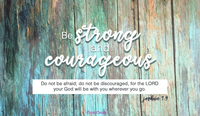 Courageous bible study for women