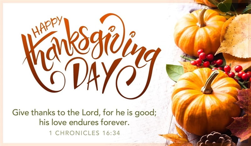 26 Thanksgiving Bible Verses - Top Inspiring Scriptures for