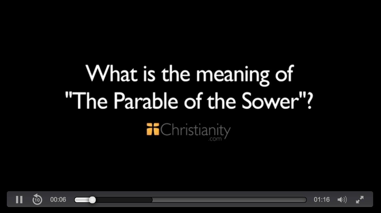 parable topics