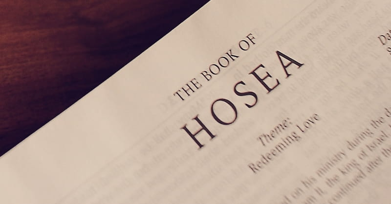 What's the Central Theme of the Book of Hosea?