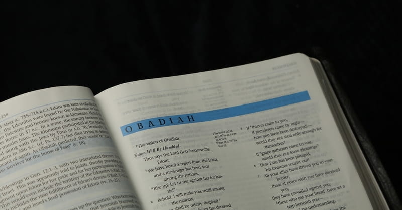 What's the Central Theme of the Book of Obadiah?