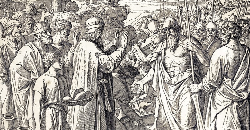 Who Was Melchizedek and What Is His Significance?