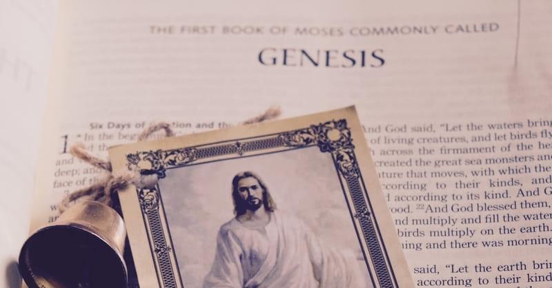 How Do We See Christ in Genesis 1 & 2?