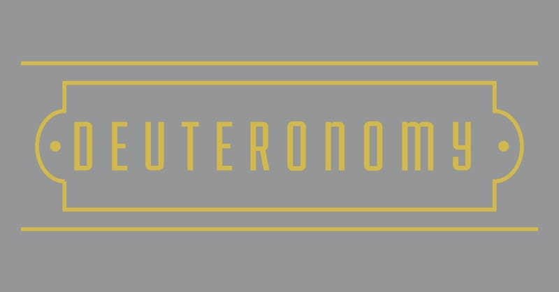What Is The Book Of Deuteronomy All About Christian Video Qa