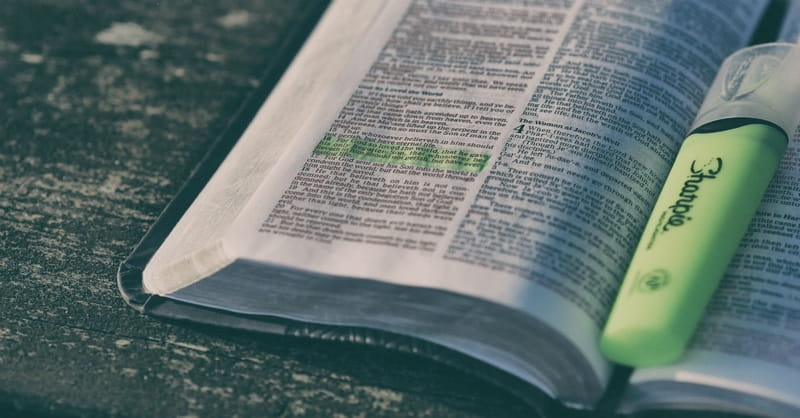 How to Study the Bible in 3 Simple Steps