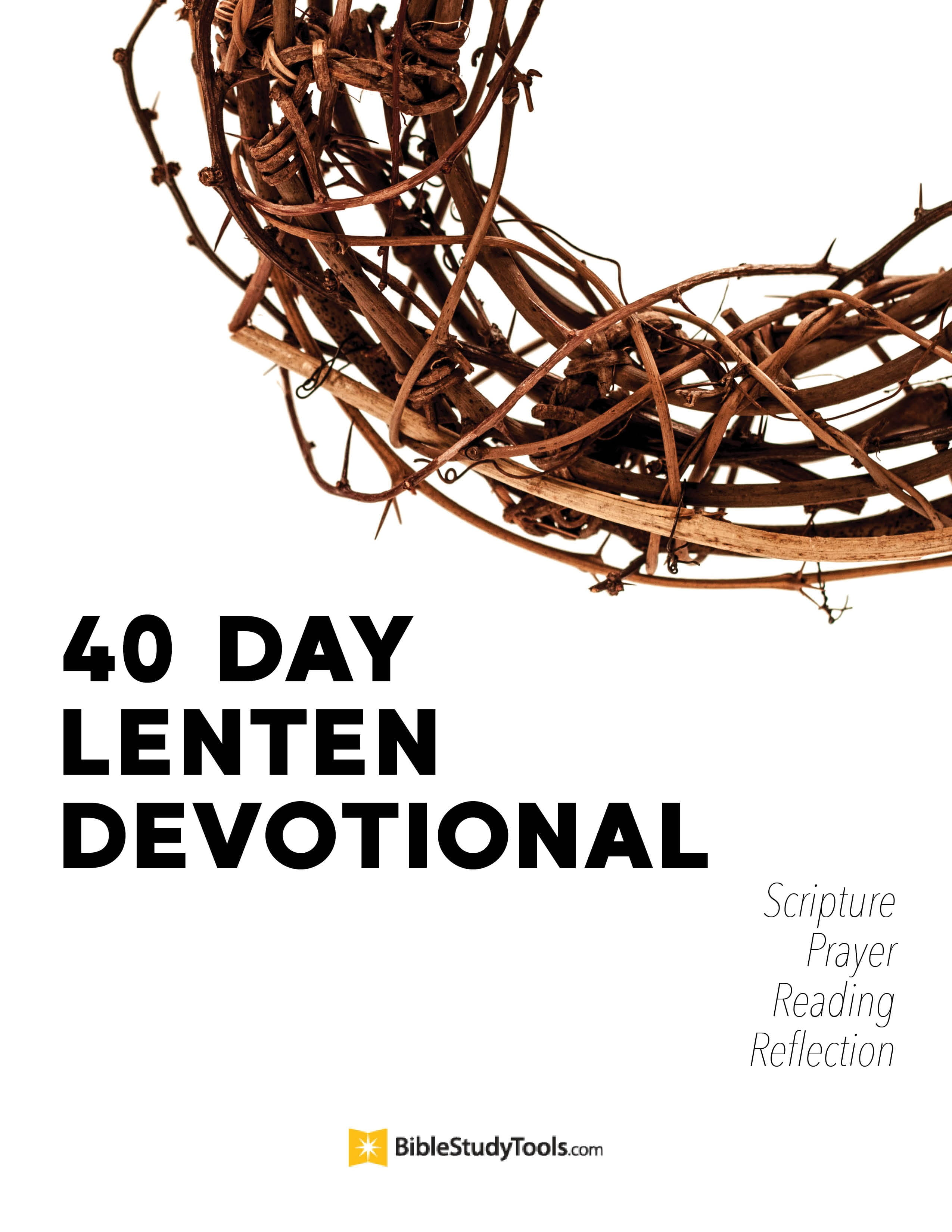 From Ash Wednesday to Easter Sunday, spend a few moments each day  intentionally spending time with the Lord. We have created a simple to use  guide for this ...