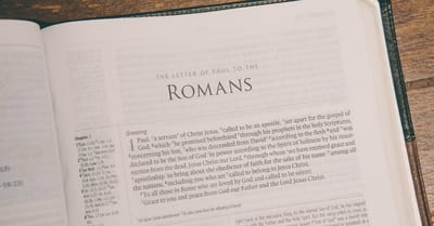 Romans 1 - NIV Bible - Paul, a servant of Christ Jesus, called to be