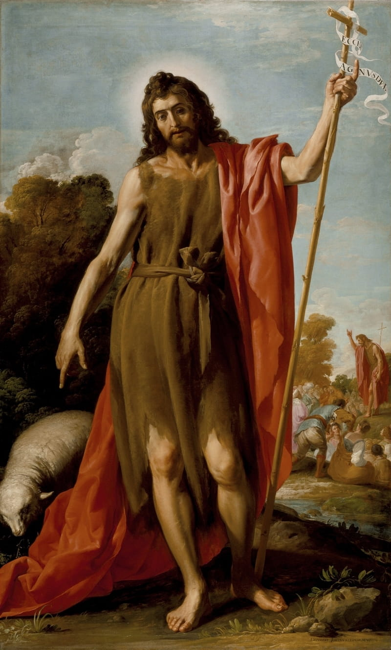 Bible Quotes About St John The Baptist: Bible Story Verses & Summary