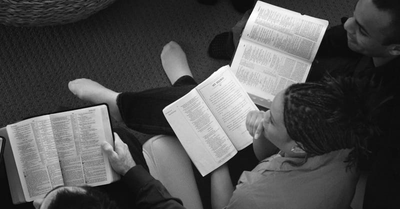 Participating in Bible Study as Married or Single