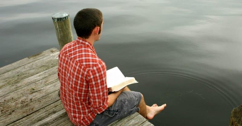 Spiritual Discipline #1: Meditate on God's Word