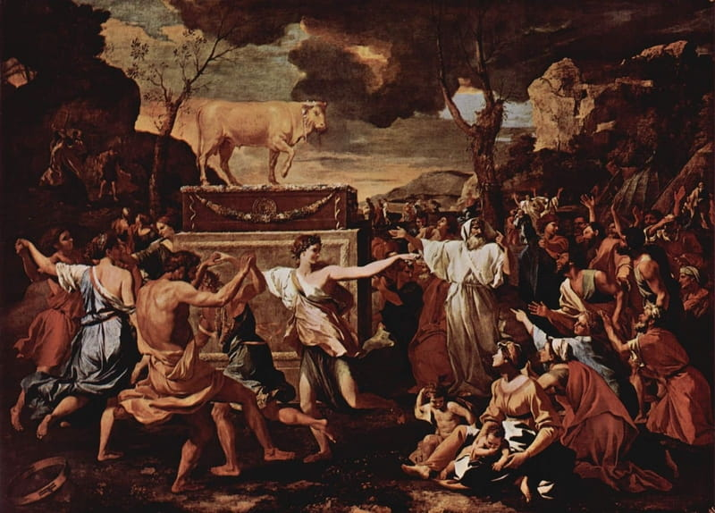 The Golden Calf - Bible Story, Verses and Meaning