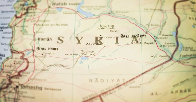 The Land of Syria