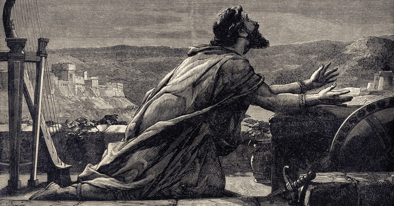 King David's Conquest of Syria