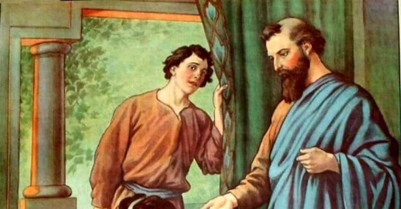 Elisha Prophesies over Hazael