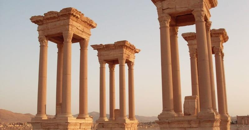 The Assyrians Resettle Samaria