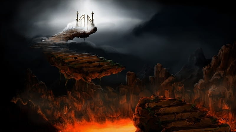 20 Top Bible Verses About Hell - Scripture Quotes