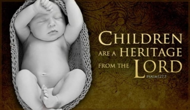 children are a gift from god In a span of 25 years, we've gone from 'children are a gift from god' to 'maybe we'll get a cat' but because our choices are more informed, it doesn't make them easier first of all, some things haven't changed.