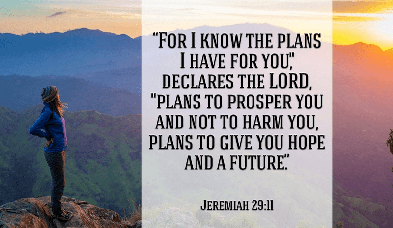 14 Best Bible Verses About the Future - Encouraging Scripture
