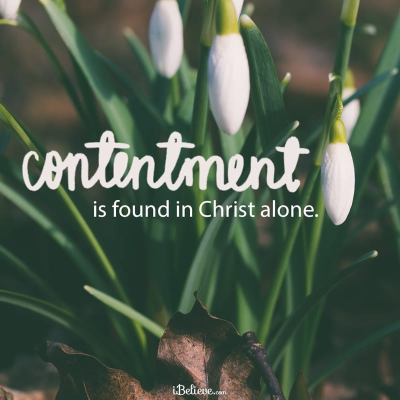 20 Best Bible Verses About Contentment Encouraging Scripture