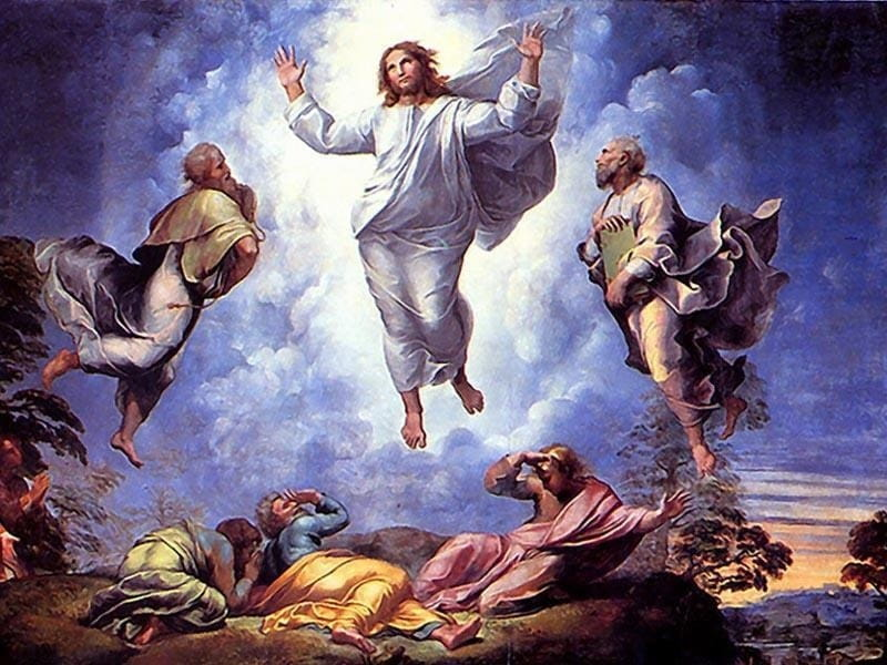 Day of Jesus's Ascension Bible Verses - 7 Scripture Recordings