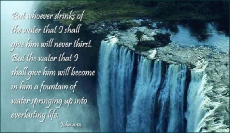 22 Bible Verses About Water Encouraging Scripture Quotes