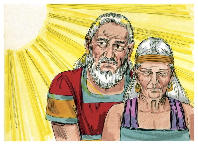 Abraham and Sarah - Bible Story, Verses & Meaning