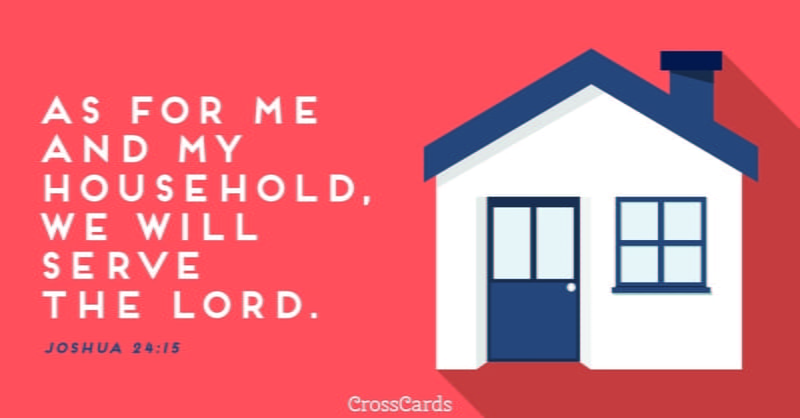 As For Me And My House We Will Serve The Lord Real Verse Meaning