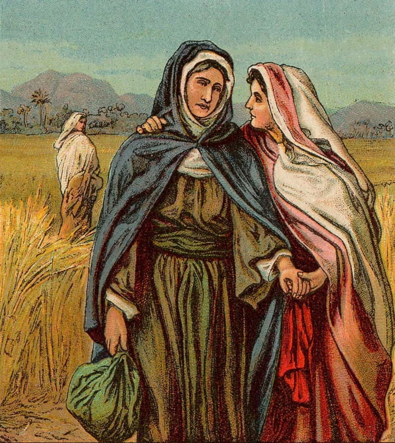 The Most Popular Bible Verses From The Book Of Ruth