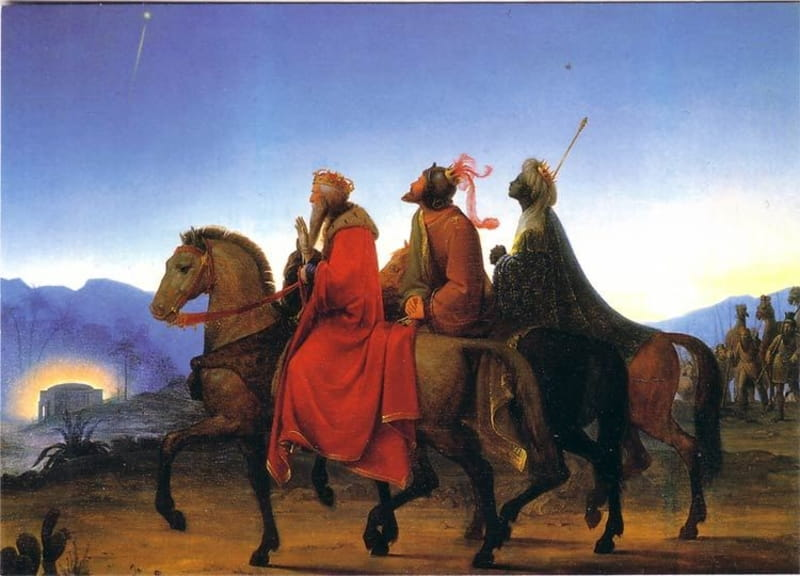 Three Wise Men - Bible Story Verses & Summary