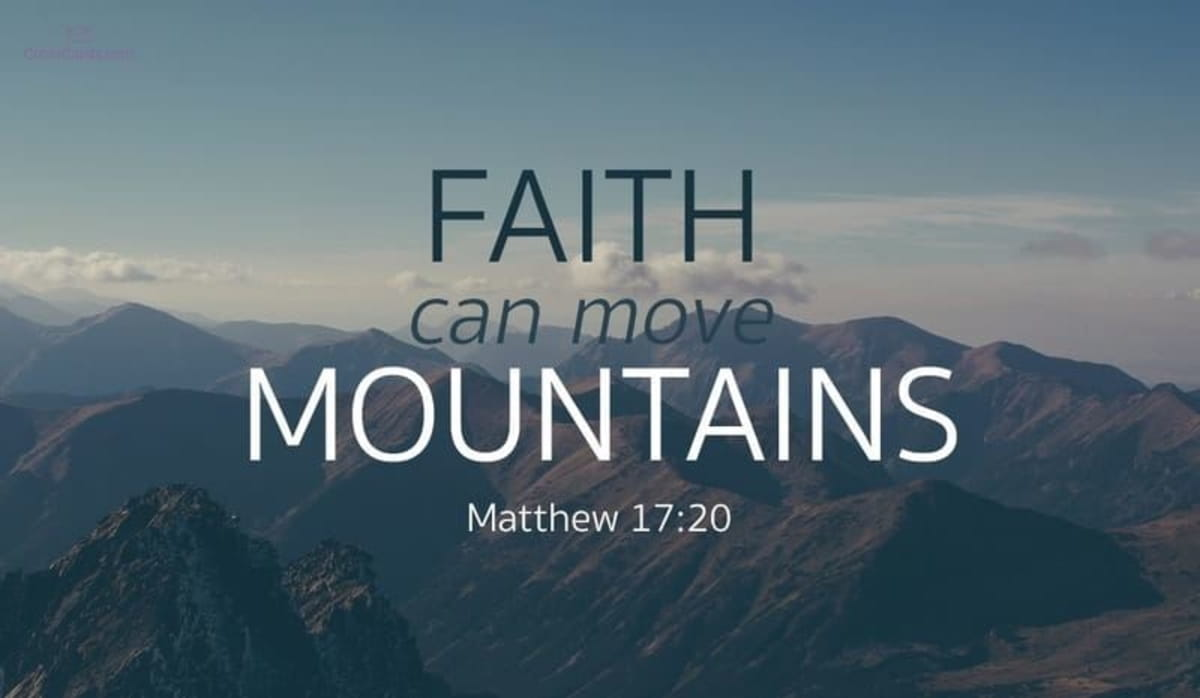 60+ Bible Verses for Faith When Life Gets Hard - Quotes from Scripture