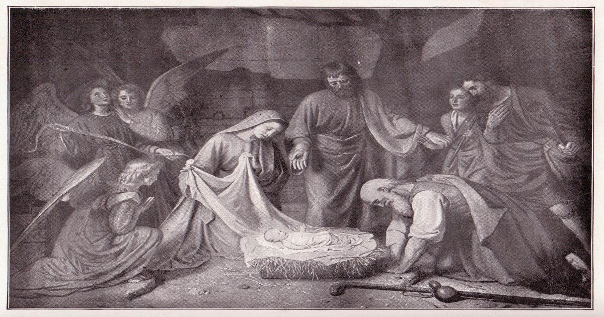 The 1st Recorded Celebration of Christmas