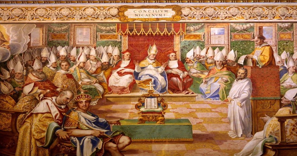 Is Jesus God? Asked the Council of Nicea