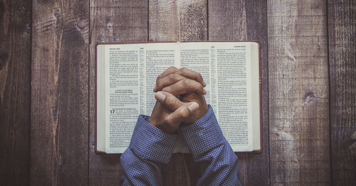 3 Beautiful Prayers in the Bible to Encourage You - Topical Studies