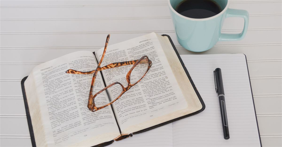 Daily Bible Reading Is a Joyful Task That Is Never Complete