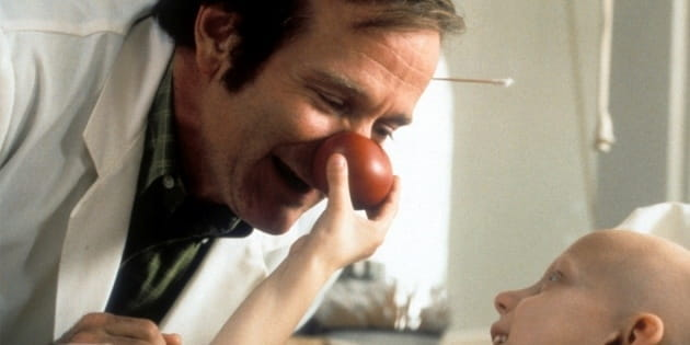 Patching Adam's Heart: Robin Williams and the Tragedy of Depression