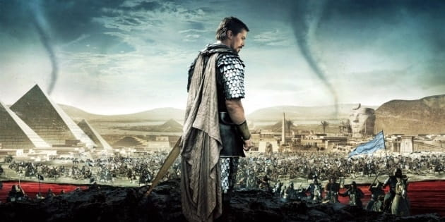 everything wrong with exodus gods and kings