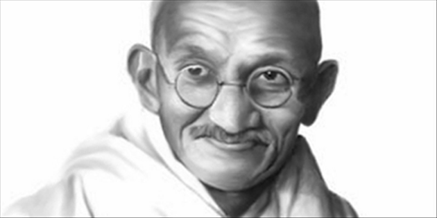 Gandhi Doesn't Like Us