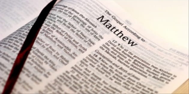 The Melodic Line of Matthew