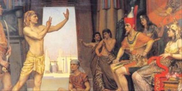 Joseph's Prosperity: When God Turns Evil to Good