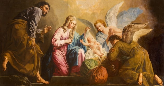 How is Jesus both the Firstborn of God and the Eternal Son of God?