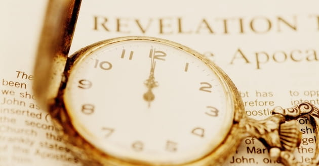 5. Evangelicals believe in a rapture and end times.