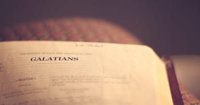What's the Book of Galatians all About? |